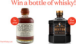Win 1 Bottle of Hudson Maple Cask Rye Whiskey or 1 Bottle of Sexton Irish Single Malt Whiskey from The Whisky List
