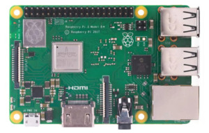 Raspberry Pi 3 Model B + $30 35 USD (~ $43 18 AUD) Free Shipping