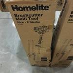 [NSW] Homelite Brushcutter Multi Tool 33cc 2-stroke (HLT33MT) $100 @ Bunnings (Kotara)