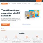 Free International Travel Insurance with Zero MasterCard Platinum $0 Annual Fee @ Bankwest