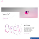 Telstra Plus: Earn 10 Points Per $1 Spent on Bills/Recharge (from May 14) + 1000-10000 Bonus Points for Joining (before June 30)