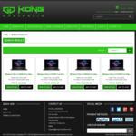 """Metabox Prime-S RTX 2070 Max-Q i7-8750H 16.1"""" FHD 144hz 16GB RAM 500GB $2449 Delivered (Save $330) @ Kong Computers"""