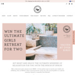 Win a Stay Package at The Byron at Byron for 2 Worth Over $1,900 from The Beauty Chef