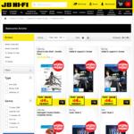 50% off Selected Anime DVDs & Blu-Rays @ JB Hi-Fi