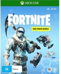 Get 3000 V Bucks (Fortnite Currency) When You Re-Purchase The Deep Freeze Bundle for $22.48 @ EB Games
