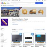 Computer Alliance 20% off Storewide @ eBay