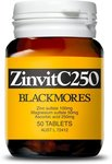 Blackmores Zinvit C 250 (50 Tablets) $5.75 + Delivery (Free with Prime/ $49 Spend) @ Amazon AU