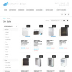 Air Purifiers Direct - Air Purifiers & Dehumidifiers - up to $200 off