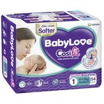 BabyLove Cosifit Nappies Different Sizes for $9.80 (Was $14) @ Coles (Online Only)
