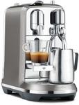 Breville Nespresso Creatista (+Bonus 100 Free Capsules via Redemption) $399 + Shipping (RRP $699) @ Billy Guyatts