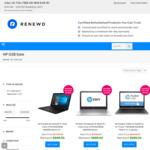 $300 off Selected HP Refurbished Laptops (Min Price $699) @ Renewd