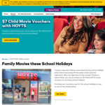 [Optus Perks] $7 Hoyts Kids Tickets for Selected Movies