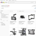 50% off Selected Items (Camera Accessories) @ Smallrig eBay