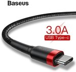 Baseus 0.5M 3A USB PD 3.0 Type-C Cables US $1.08 (~AU $1.64) Shipped @ Joybuy