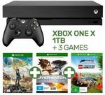 Xbox One X 1TB Console + The Outer Worlds or COD MW + Overwatch + Forza Horizon 4 (+ $2 Item) - $451 + Delivery @ EB Games eBay