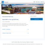 [Registrations Capped] AmEx Statement Credits: Intercontinental Hotels Group: Spend $400 or More, Get $100 Back