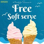 [NSW] Free Soft Serve Ice Cream @ Hokkaido Baked Cheese Tart, Chatswood Interchange