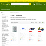 Up to 70% off Camping Equipment at Outdoor Connection: Tent, Sun Shelters, Mats, Bags, Lights