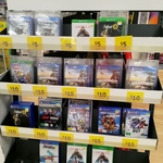 [VIC, PS4, XB1] PlayStation and Xbox Game Clearance $5-$15 @ Target Forest Hill