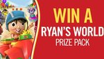 Win 1 of 3 Ryan's World Prize Packs Worth $139 from Seven Network