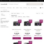 Fujifilm X-T30 Body $1049 + Bonus $150 Cashback @ Camera Pro