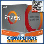 AMD Ryzen 9 3900X $670.65, AMD Ryzen 7 3700X $458.15 + Delivery ($0 with eBay Plus) @ Computer Alliance eBay