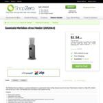 Gasmate Meridian Area Heater AH2063 $40 (Minimum Purchase $150) Delivered @ Shop Zero