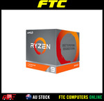 AMD Ryzen 9 3900X $599.40 (20% off) and Free Shipping @ FTC Computers eBay