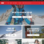 Extra 20% off All Sale Styles (Ski Jackets, Rain Jackets, Fleece + More) + Free Shipping over $100 @ Helly Hansen