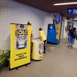 [NSW] Free Solo Zero Sugar 375ml @ Town Hall Station