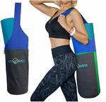 30% off Yoga Mat Bag Tote Sling with 2 Large Side Pockets & Zipper Pocket $14.97 + Post ($0 Prime/ $39+) @ JoynWell Amazon AU
