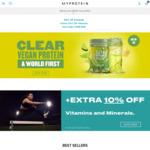 35% off Sitewide + Extra 10% off Vitamins @ MyProtein - 5kg MyProtein $140 Delivered