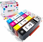 20% off Kimgoo Compatible HP 564 564XL Ink Cartridges, from $10.28 + Delivery ($0 Prime/ $39 Spend) @ JINXI Amazon AU