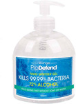 ProDefend 72% Alcohol Gel Based Hand Sanitiser with Aloe 500ml $9.9 + Shipping (Free Shipping over $55) @ Miratra