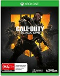 [XB1, PS4] Call of Duty Black Ops 4 $15 @ Big W & Amazon AU