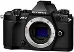 Olympus OM-D E-M5 MKII Mirrorless Camera Body Only - Black $598 @ Harvey Norman