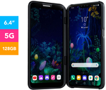 LG V50 ThinQ 5G 128GB Smartphone (Unlocked) $699 + $9.95 Shipping @ Catch (or for $566.20 CC, UNiDAYS & flybuys)