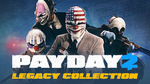 [PC] Steam - Payday 2 Legacy Collection - $18.99 (was $120.15) - Fanatical