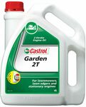 25% off Castrol 2T 2 Stroke Garden Engine Oil $20.62 (Save $6.88) @ Repco (Online Only)