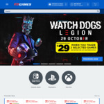 [PS4, XB1, Switch] $2 - $10 Games @ EB Games
