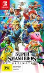 [Switch] Super Smash Bros Ultimate $49 (Expired) | UNO Card Game $5 + Delivery ($0 Prime/ $39 Spend) @ Amazon AU