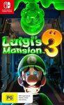 [Switch, Waitlist] Luigi's Mansion 3 $49 (Was $79.95) Delivered @ Amazon AU