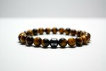 Tigers Eye Bracelet $47 + Delivery @ Mutual Boutique