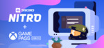 Free 3 Month Xbox Game Pass When You Sign up for Free 1 Month Trial of Discord Nitro (Excludes Active Subscribers)
