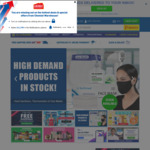 Free Delivery on Everything (No Minimum Spend) @ Chemist Warehouse