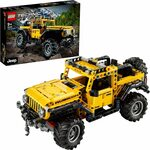 LEGO 42122 Technic Jeep Wrangler $71 Delivered @ Amazon AU