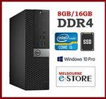 [eBay Plus, Refurb] Dell Optiplex 3040 SFF i5-6500 CPU, 8GB RAM, New 240GB SSD, W10Pro Delivered $359.04 @ eBay Melbourne-eStore