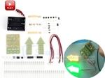 DIY Kit Green Yellow Analog Traffic Signal Light A$4.48, DIY Red/Green/Yellow Breathing Lamp A$4.62, A$6.60 Shipping @ ICStation