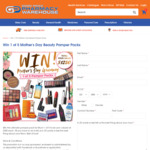 Win 1 of 5 Cosmetic & Fragrance Packs Worth $250 from Good Price Pharmacy