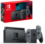 [eBay Plus] Nintendo Switch Console Grey $351.01 Delivered @ The Gamesmen eBay